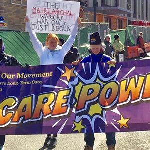 Portland Womxn's March