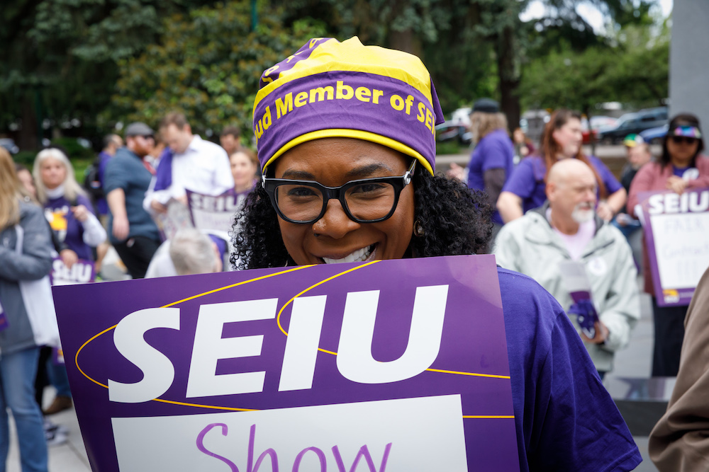 SEIU503 Local | SEIU State Bargaining Team Settles Contract