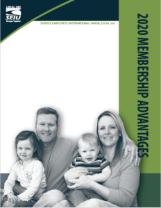 2020 Member Advantages Handbook