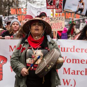 Mujeres indígenas desaparecidas y asesinadas
