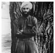 Bhagat Singh Thind