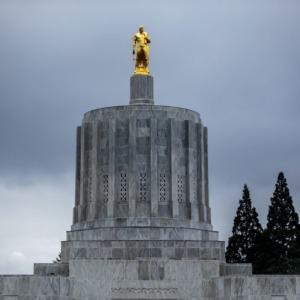 Edificio del capitolio del estado de Oregon