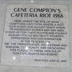 Comptons Cafeteria Riot