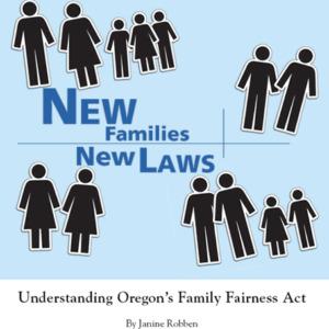 Ley de equidad familiar de Oregon